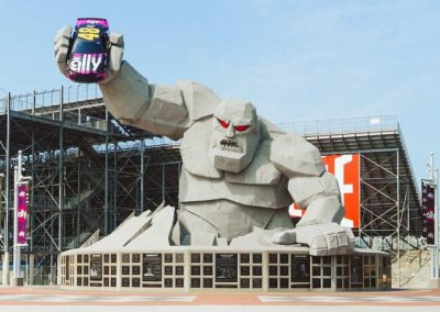 800 drivers who get COVID-19 vaccine at Dover speedway can take joyride around Monster Mile